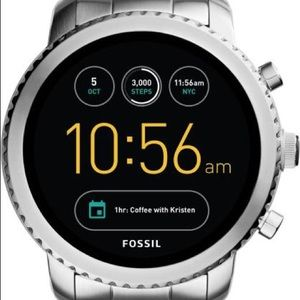 Smartwatch fossil 4 generation NEW!!